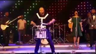 MOISE MBIYE- OZA MOSANTU LIVE BRAZZAVILLE PALAIS DE CONGRES