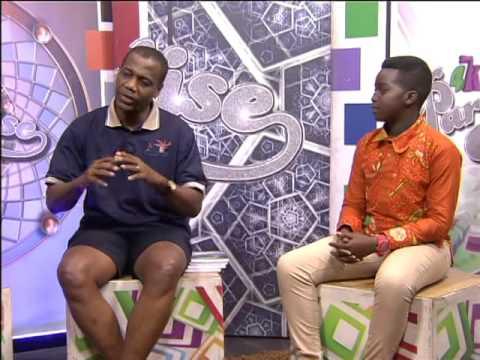 Upclose with Jacob Osei Yeboah - 4kids Paradise