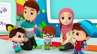 Lagu Kanak Kanak Islam Sayangi Anak Yatim Omar & Hana LAC1