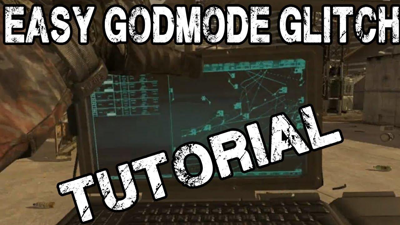 MW3 Glitches - *NEW* EASY INVINCIBILITY/GODMODE GLITCH TUTORIAL [Xbox 360,  PS3, PC]