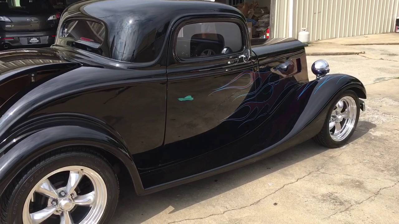 1934 ford 3 window coupe for sale youtube for 1934 ford 3 window coupe for sale in canada