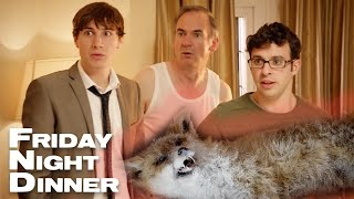 The Tale Of The Frozen Fox | Friday Night Dinner