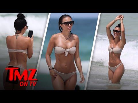 Johnny Manziel's Fiancé Is Killing It!   TMZ TV