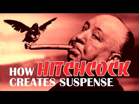 How Hitchcock Creates Suspense