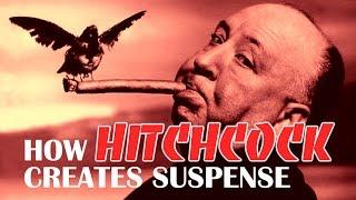 How Hitchcock Creates Suspense