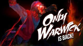UNA VEZ FUI EL 30º MEJOR WARWICK DEL MUNDO • Only Warwick
