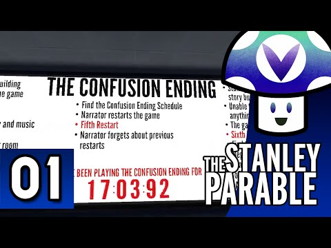 [VineClassics] Vinny - The Stanley Parable (part 1)