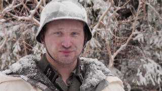WWII History & Reenacting - Reproduction winter camo for Kharkov parka (Bekleidungswerk)