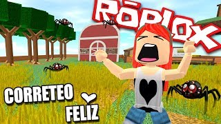 THERE ARE ARAIES IN MY GREAT!! AHHHHH! ROBLOX (in Spanish)