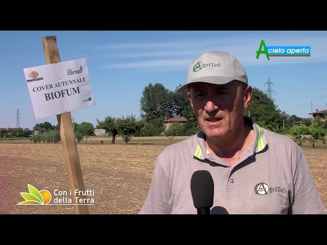 Puntata del 21/6/20 –  3° parte – Camellina e cover crops