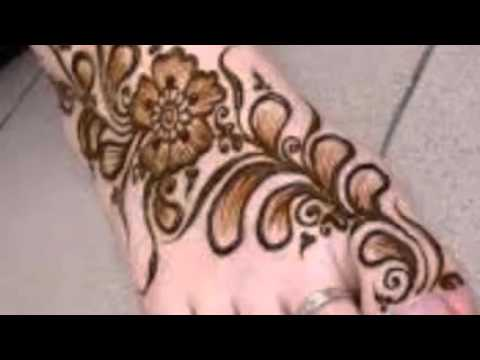 Henna Mehndi Stickers : Mehndi stickers youtube