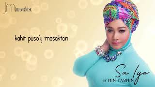 MIN YASMIN - Sa Iyo (SOLO 2018) Lyric.