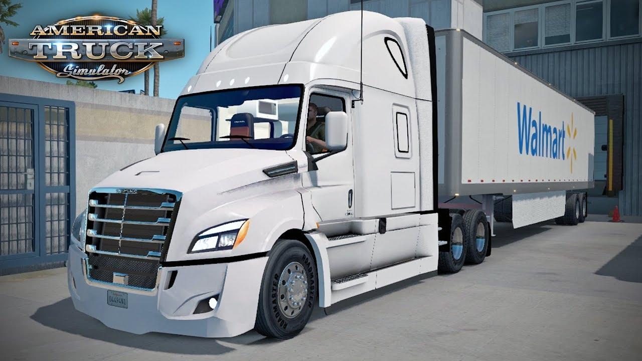 american truck simulator episode 71 big updates coming youtube. Black Bedroom Furniture Sets. Home Design Ideas