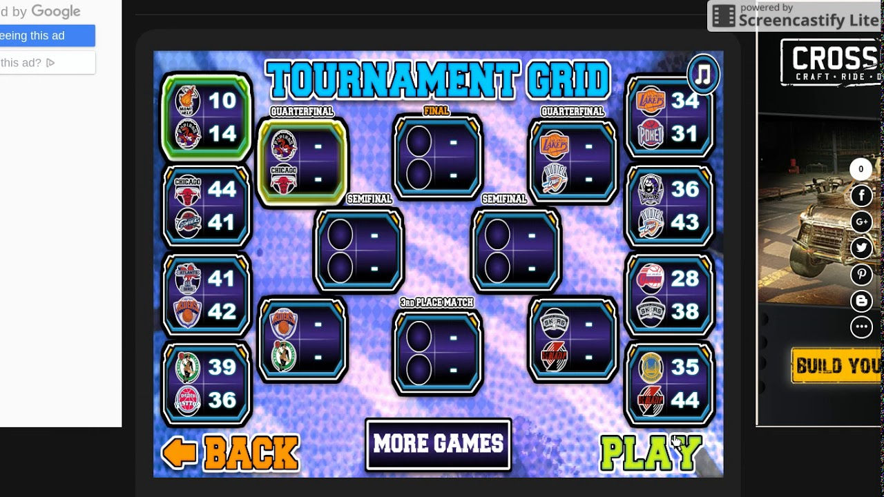 Basketball Legends Unblocked Games Free Online