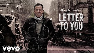 Bruce Springsteen - One Minute You're Here (Official Audio)