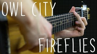 Owl City Fireflies - Fingerstyle Guitar Cover.mp3