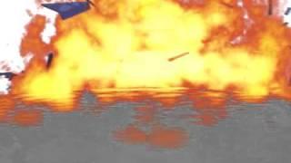 Bomba con Fuego 01 - Por Ezequiel Scordamaglia