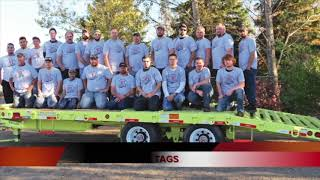 Video still for Felling Trailers Manufacturing Tour