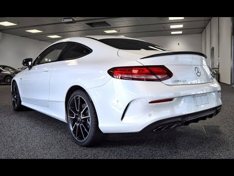 2019 Mercedes C Class Coupe C43 AMG 4Matic REVIEW: INTERIOR EXHAUST