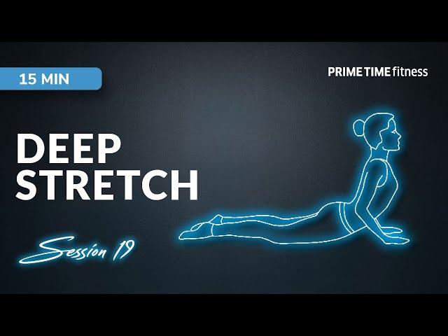 Deep Stretch live Workout Session - Vol.19
