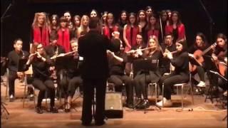 Adiemus (K. Jenkins), Orchestra giovanile e Coro femminile Punto di Valore