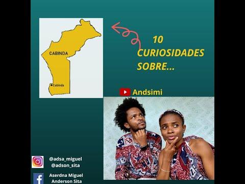 Top 10 curiosidades sobre Cabinda | Andsimi