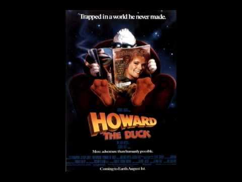 Howard The Duck. (end of the film song)
