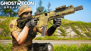 THE BEST WEAPON FOR EVERYTHING in Ghost Recon Breakpoint Free Roam