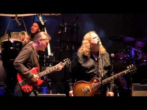 The Allman Brothers - Preachin' Blues (Wanee 2011)
