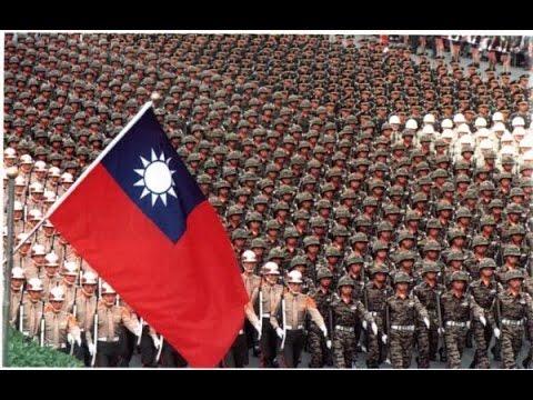 中華民國八十年國慶閱兵 華統演習
