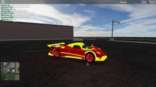 Roblox | Vehicle Simulator | Drone Flying !