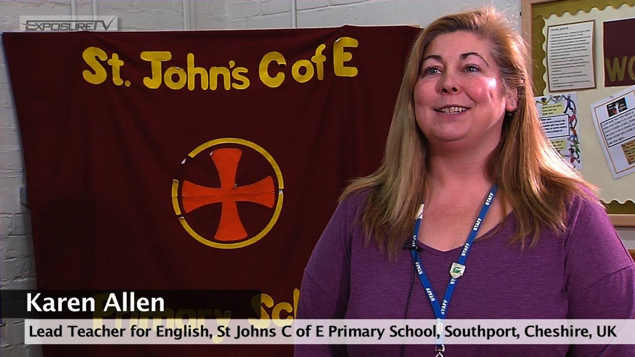 Karen Allen Lead Teacher for English St John's Church of England Primary  Southport