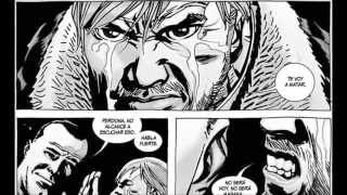 top 6 muertes mas impactantes de twd comic