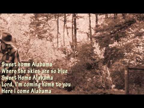 Sweet Home Alabama With Lyrics HD