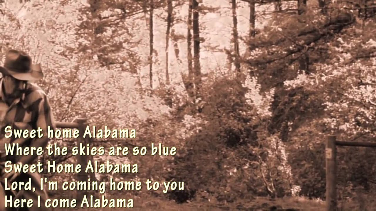 May 03, 2009· i do not own this!!!all copyright goes to the owners. Sweet Home Alabama With Lyrics Hd Youtube