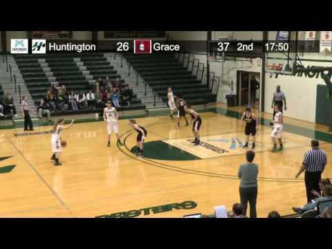 HU Women's Basketball vs. Grace College