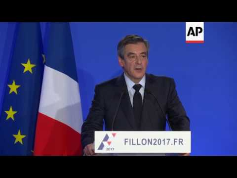 France's Fillon comes out fighting