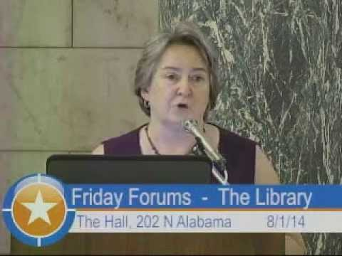 Friday Forums - Indianapolis Public Library Strategic Plan