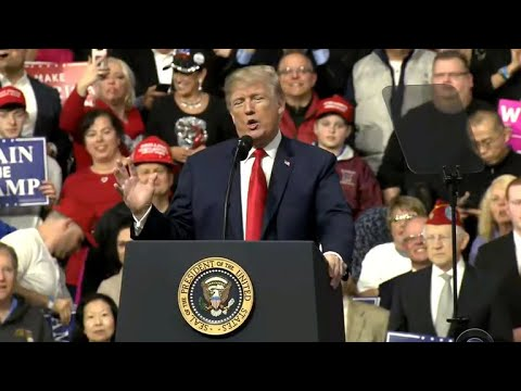 Trump rallies for Rick Saccone ahead of high-stakes Pa. special election