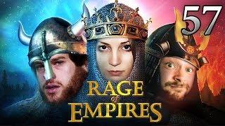Rage Of Empires #57 mit Marco, Marah & Florentin | Age Of Empires 2