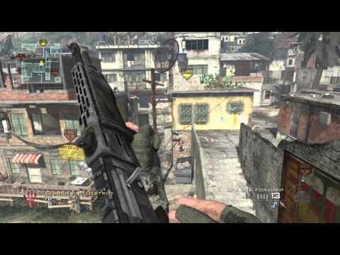 How To Skree Nac On Mw2