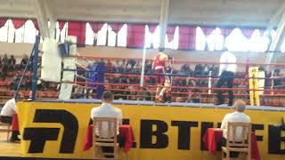 Violant Sylejmani vs Spanish Boxer 2015 Full match