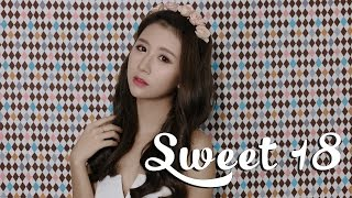 Quynh Anh Shyn - Makeup #15 : SWEET 18