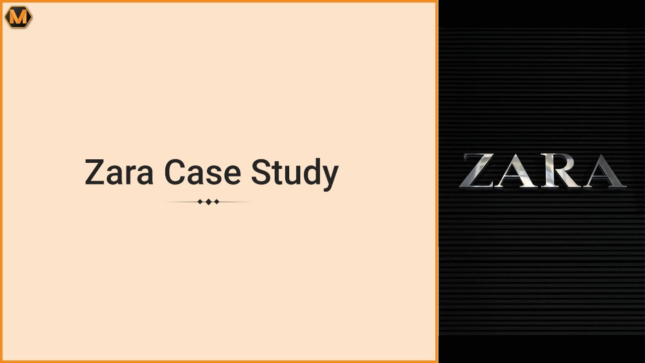 zara strategy case study