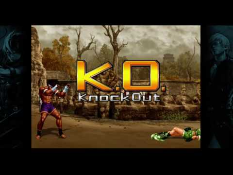 Silvers review on kof2002um for the xbox one
