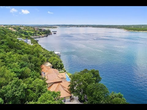 Breathtaking Waterfront Residence In Austin, Texas | Sotheby's International Realty