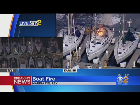 Marina del Rey boat owners fighting evictions   ABC7 from YouTube · Duration:  1 minutes 49 seconds