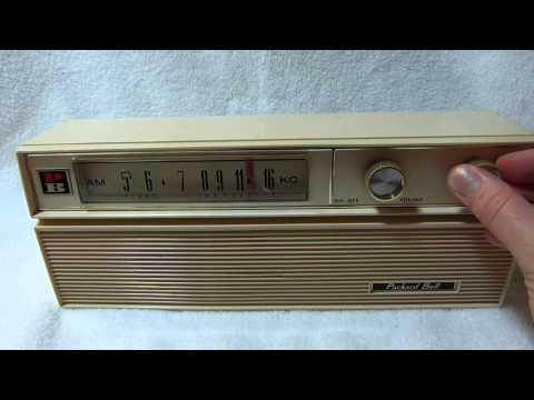 "Packard Bell ""Gilligan's Island"" Radio model AR-851 (1964, Japan)"