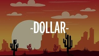 Becky G, Myke Towers - Dollar (Lyrics/Letra)