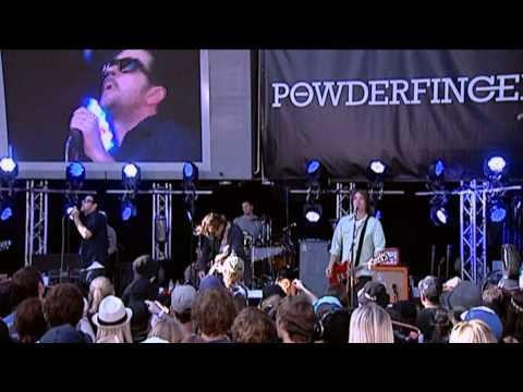 Powderfinger - Burn Your Name (live)